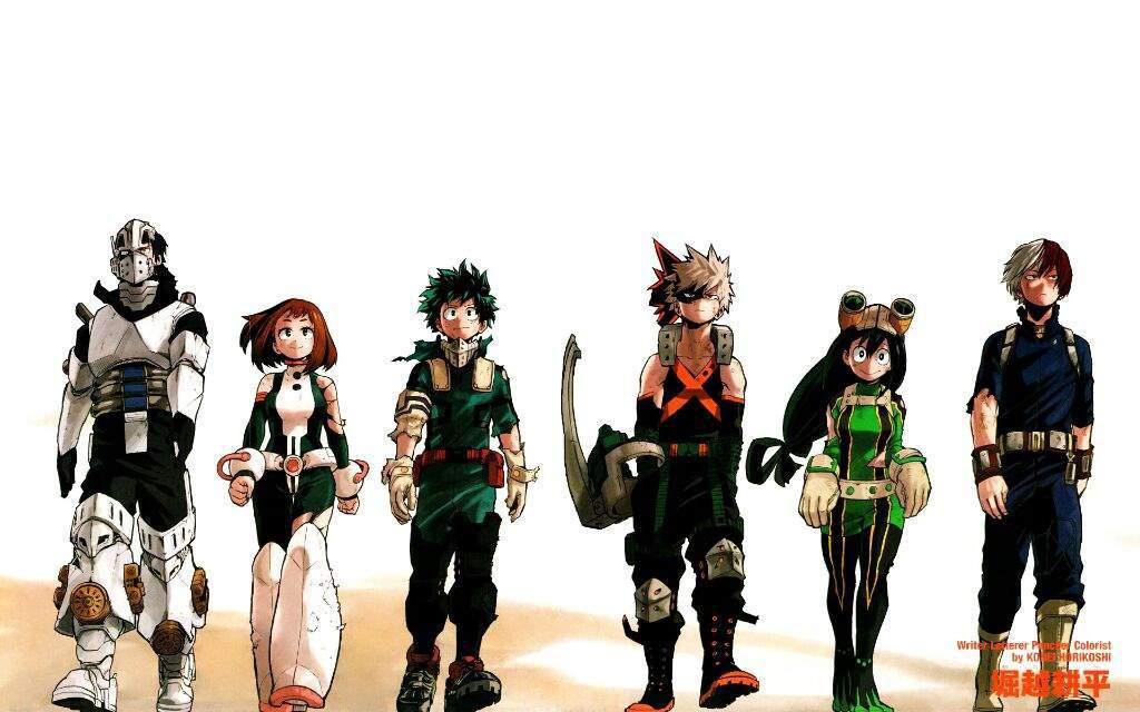 Ifitwereotome - BNHA/My Hero Academia | Otome Amino