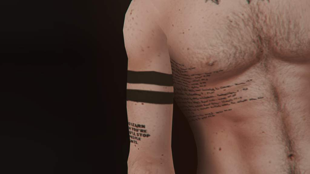 Tattoo The Sims Aminoㅤ Amino