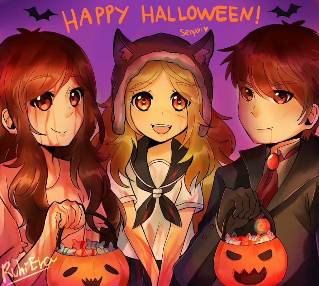 happy halloween! (halloween special!) i guess | gravity falls amino