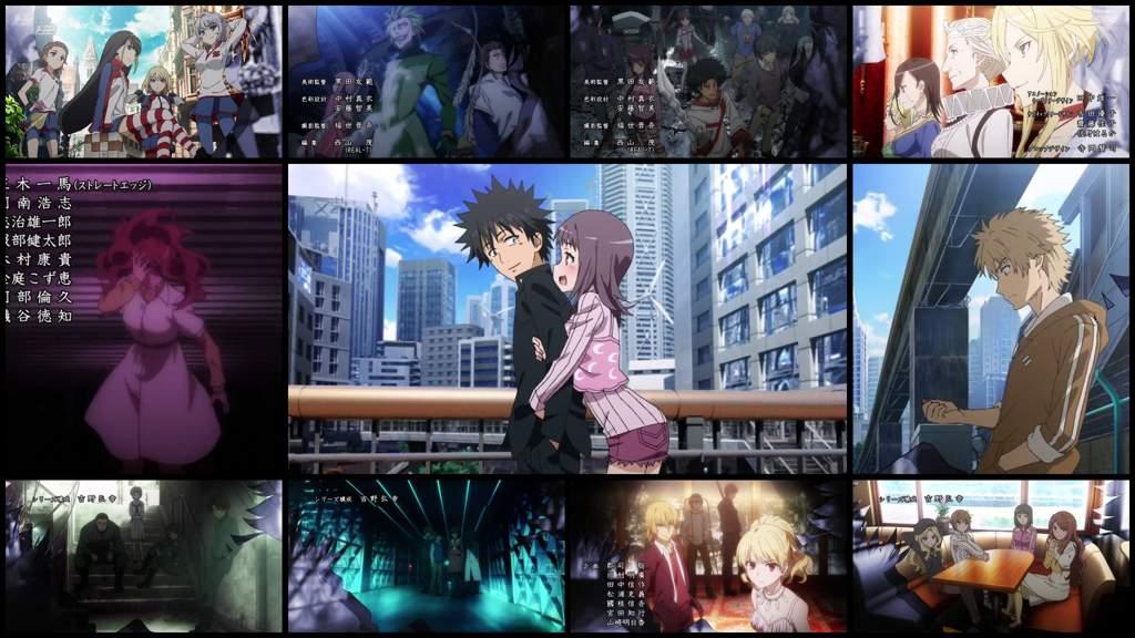 A Certain Magical Index III Episode 1   Anime Amino