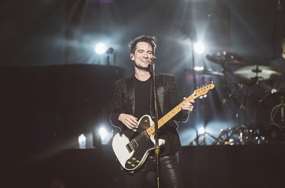 PFTW Tour Review Sydney | Panic! At The Disco Amino