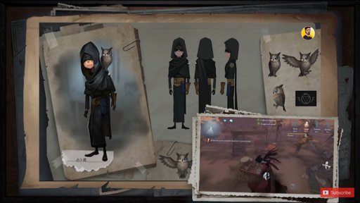 The Mental Patient | Identity V Official Amino