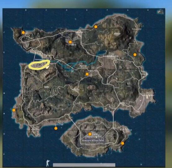 Где найти ракетницу в PUBG? (Вся информация)