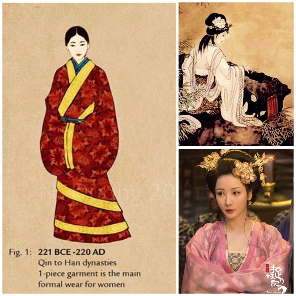Hairstyles In Ancient China Chinese School Amino Amino