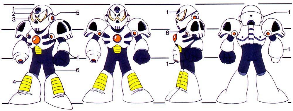 Skull Man | Wiki | Megaman Amino [ES] Amino
