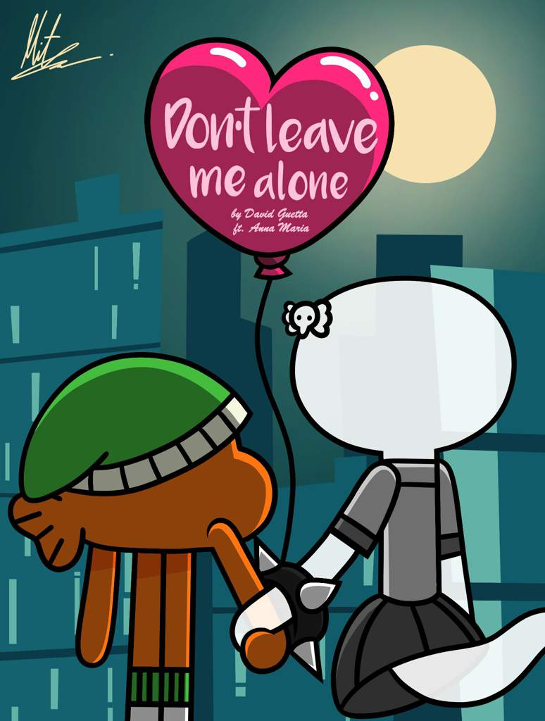 Dont Leave Me Alone Amazing World Of Gumball Amino