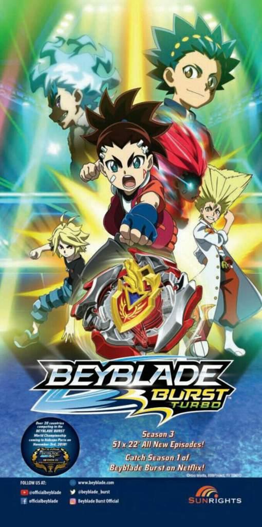 Beyblade Burst Turbo - Anime Info   Beyblade Amino