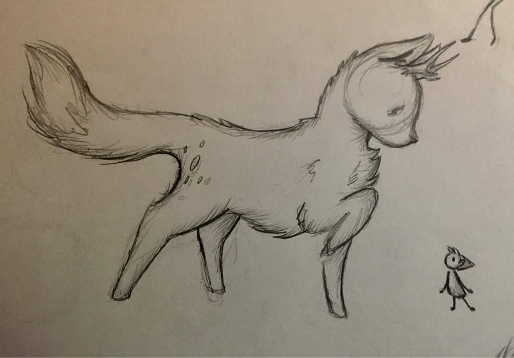 Twig and Alfur Sketch Dump | Hilda! Amino