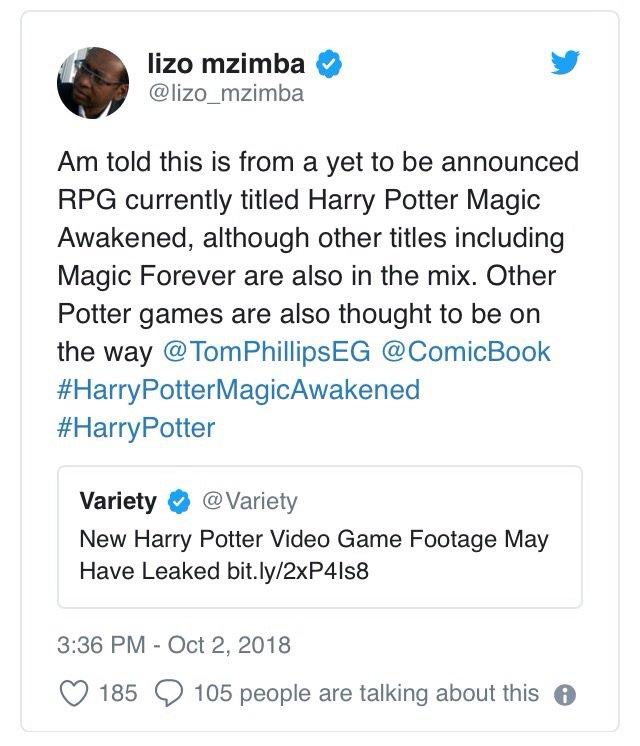 Harry Potter Magic Forever