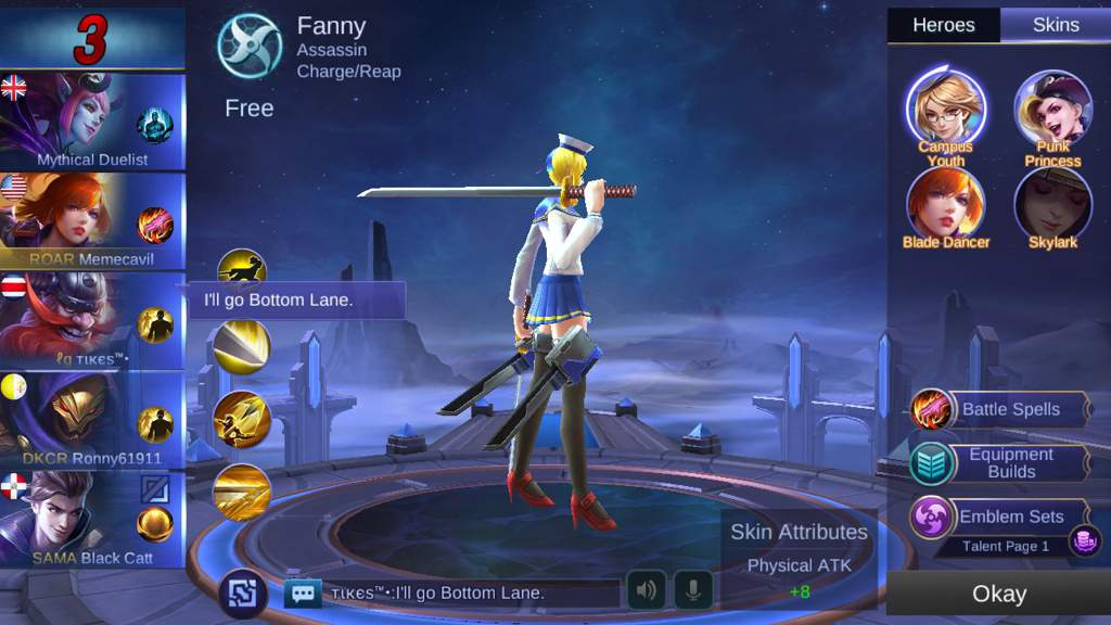 Fanneh is flat then thicc then normal moonton explain