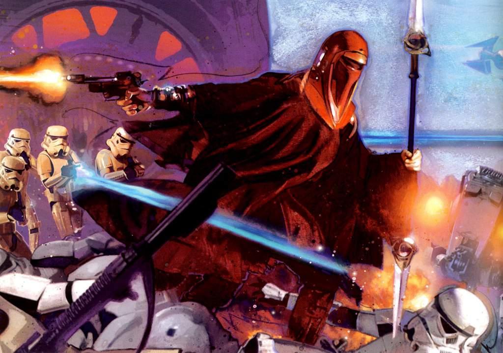 Star Wars Crimson Empire Comic Frenzy Comics Amino