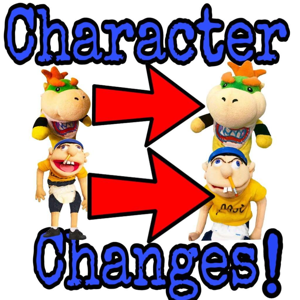 SML After Hours: Jeffy and Junior Analysis! Character
