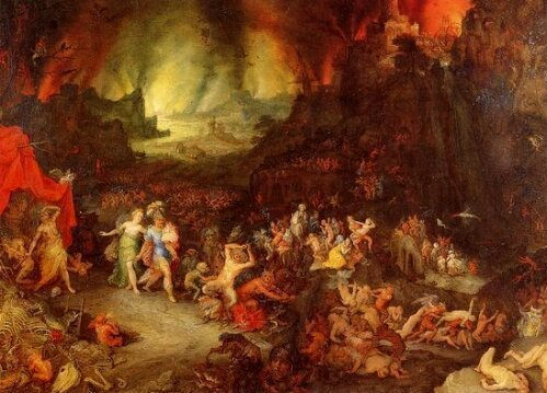 God Tartarus/Θεος Τάρταρος|Greek Gods/ddesses| | Pagans & Witches ...