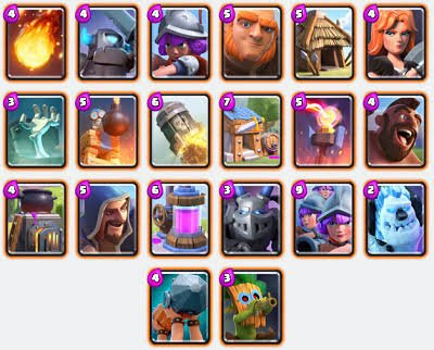 Ranking The Best Rare Cards In Clash Royale Clash Royale Amino