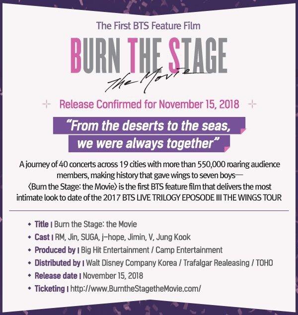 movie bts burn the stage