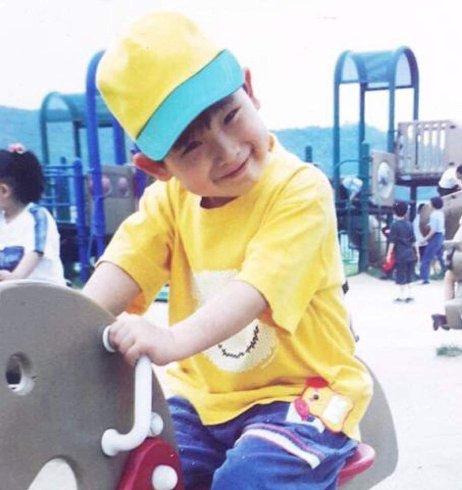 Monsta X Childhood Photos Educational K Pop Amino