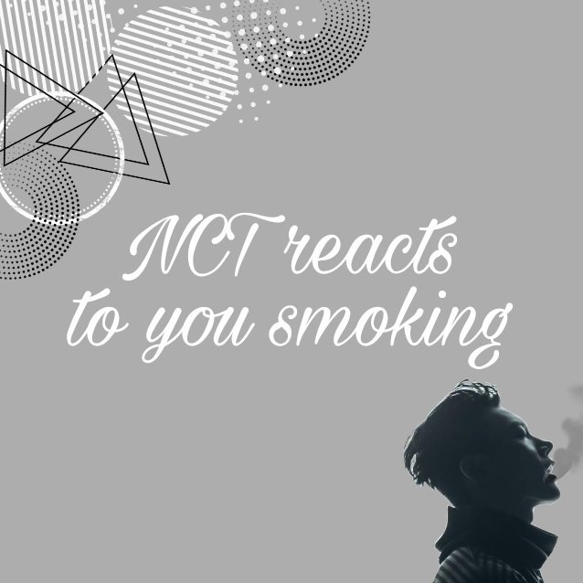 NCT reacts to you smoking | NCT (엔시티) Amino