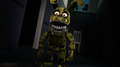 Image Plushtrap Sfm By Blueberry Nightmare On Deviantart Five