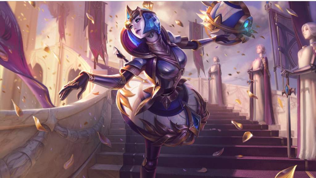 Do You Like The Victories Orianna Skin League Of Legends Official