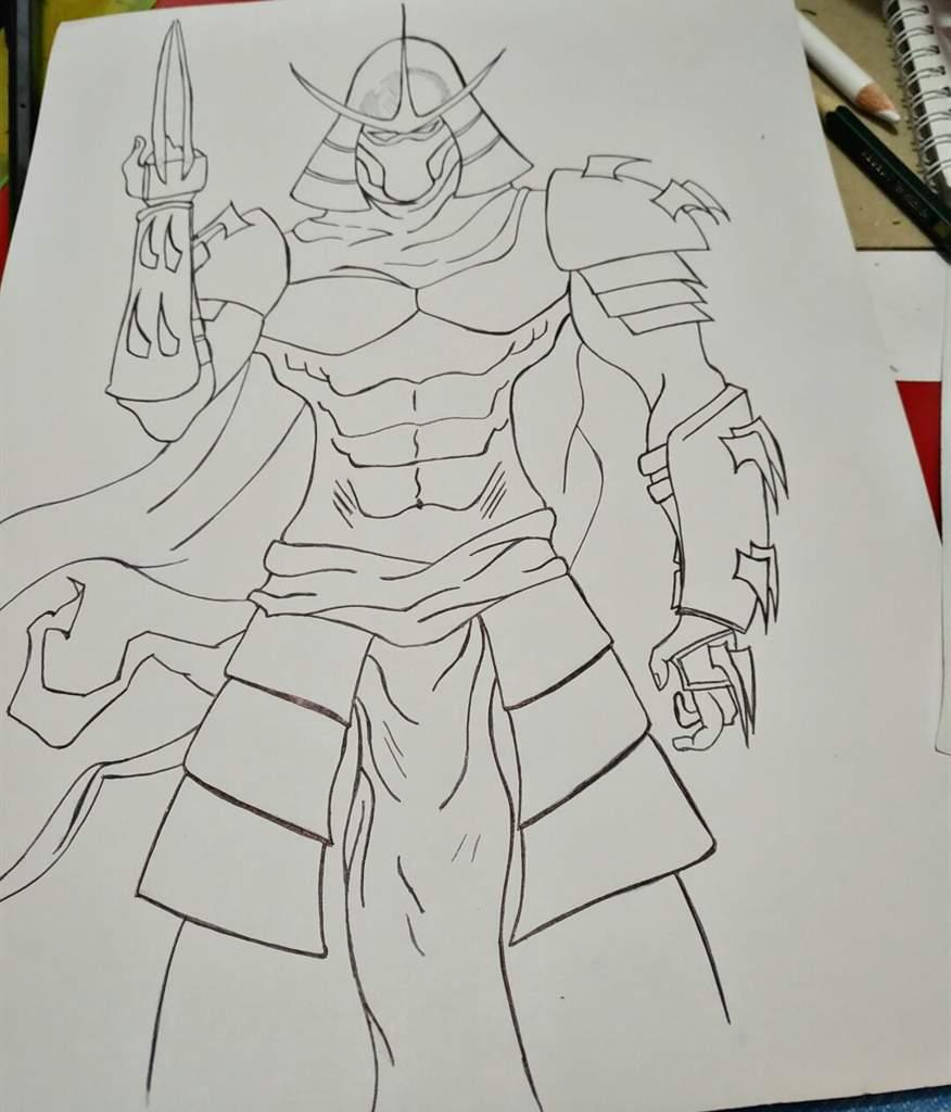 Destructor Tortugas Ninja Dibujarte Amino