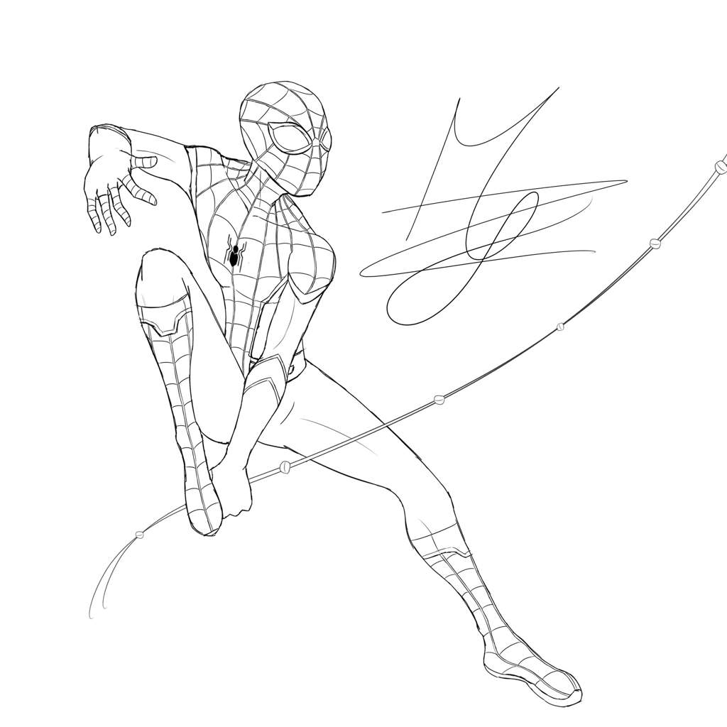 Spider Man Far From Home Fanart Dibujarte Amino