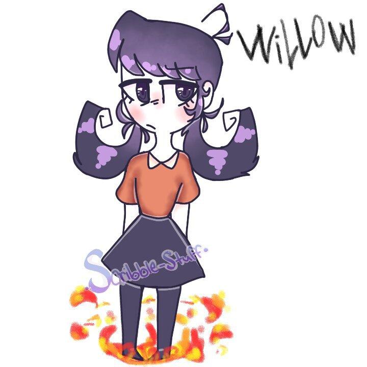 Willow Fanart Dont Starve Amino