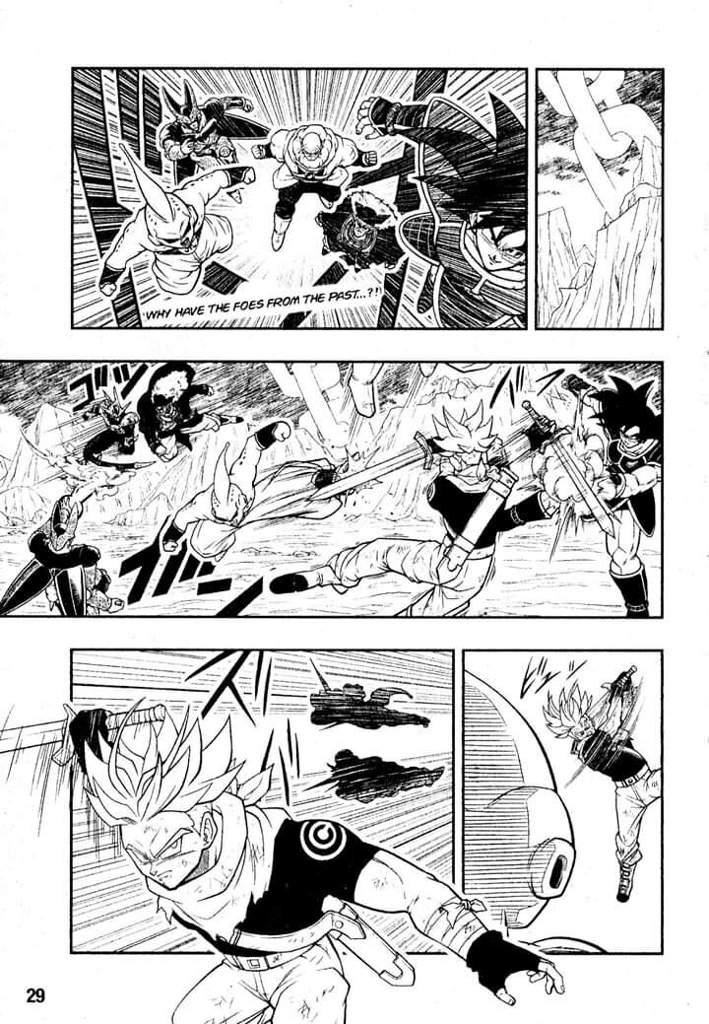 Super Dragon Ball Heroes Universe Mission Manga Chapter 4 Anime