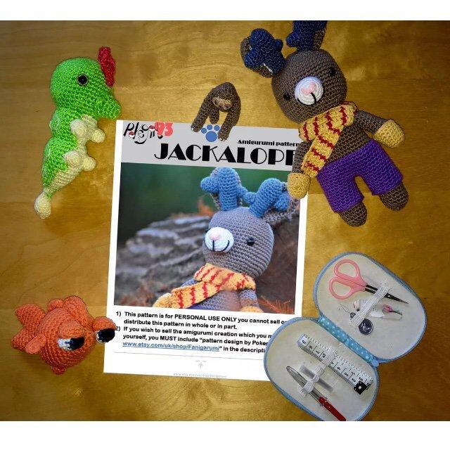 28 Crochet Pokémon Patterns | Knitterbox | 640x640