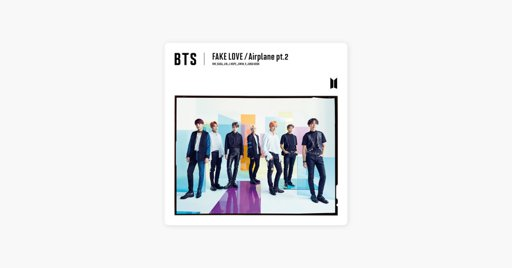 FAKE LOVE (Japanese Version) - Single by BTS on iTunes | BTS Amino