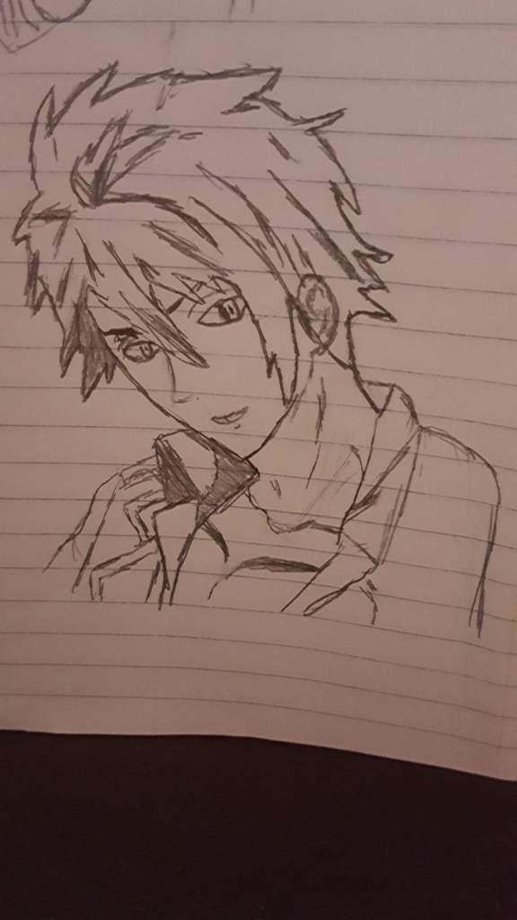 Ryu Drawing Idolish7 Amino