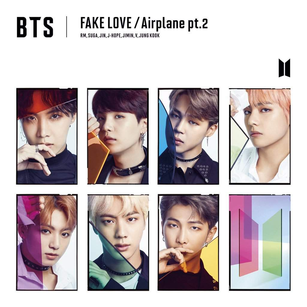 FAKE LOVE (Japanese Version) - Single by BTS on iTunes