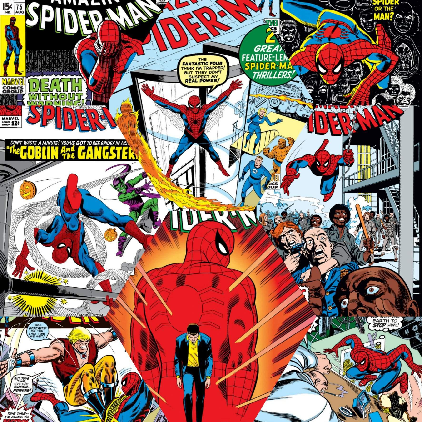 Guía de lectura Spider-Man Parte 1 | •Cómics• Amino