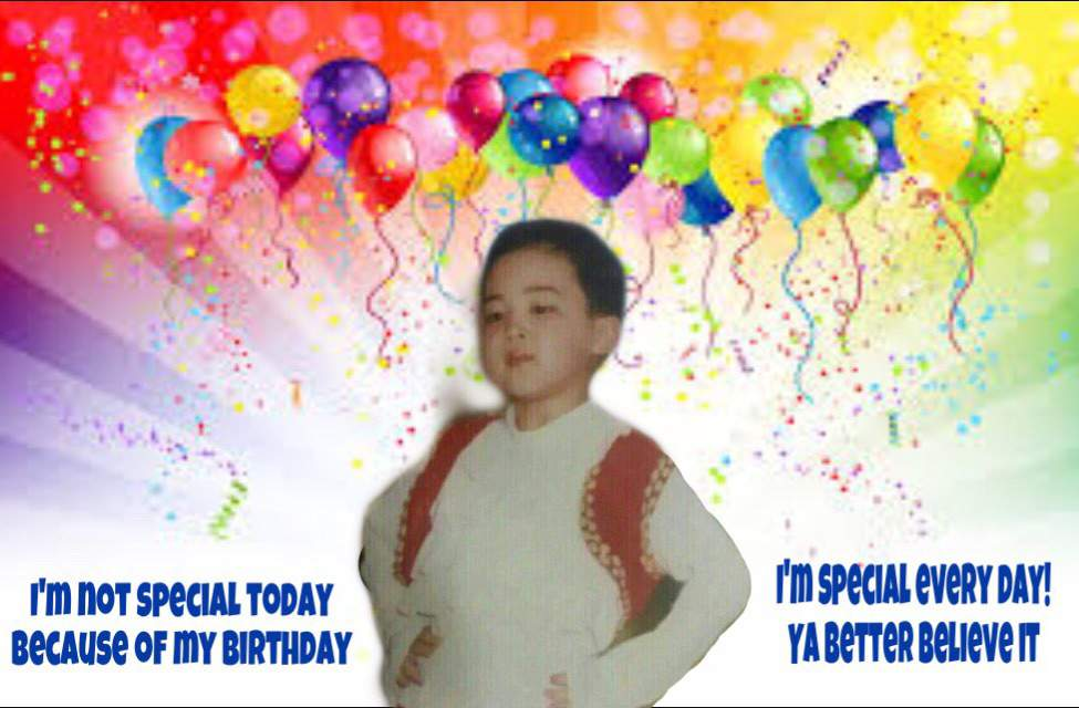 funny cute bday posters ft jimin army s amino