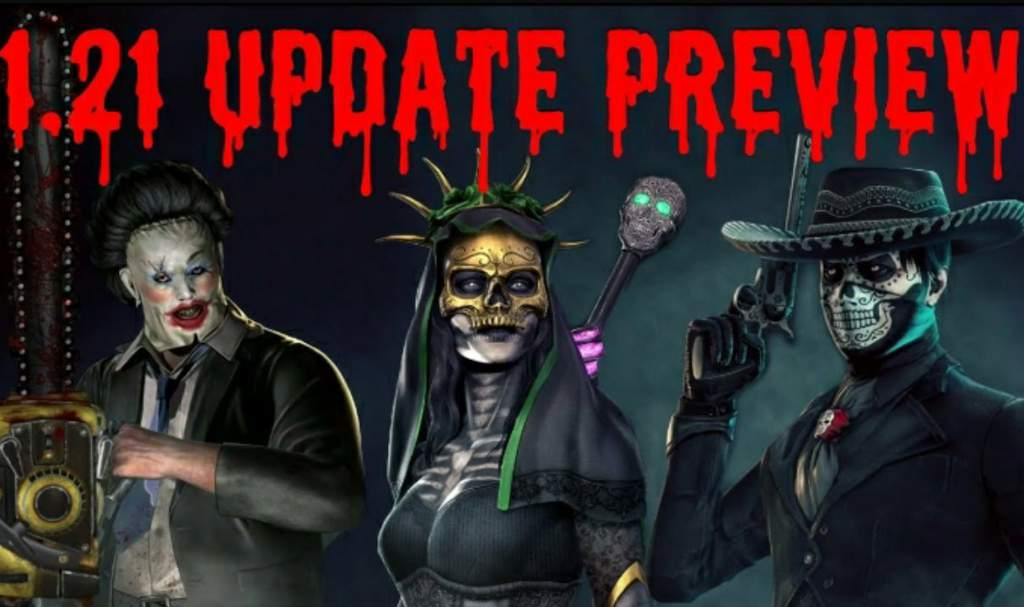 MKX Mobile 1 21 Halloween update• (Edited) | Mortal Kombat! Amino