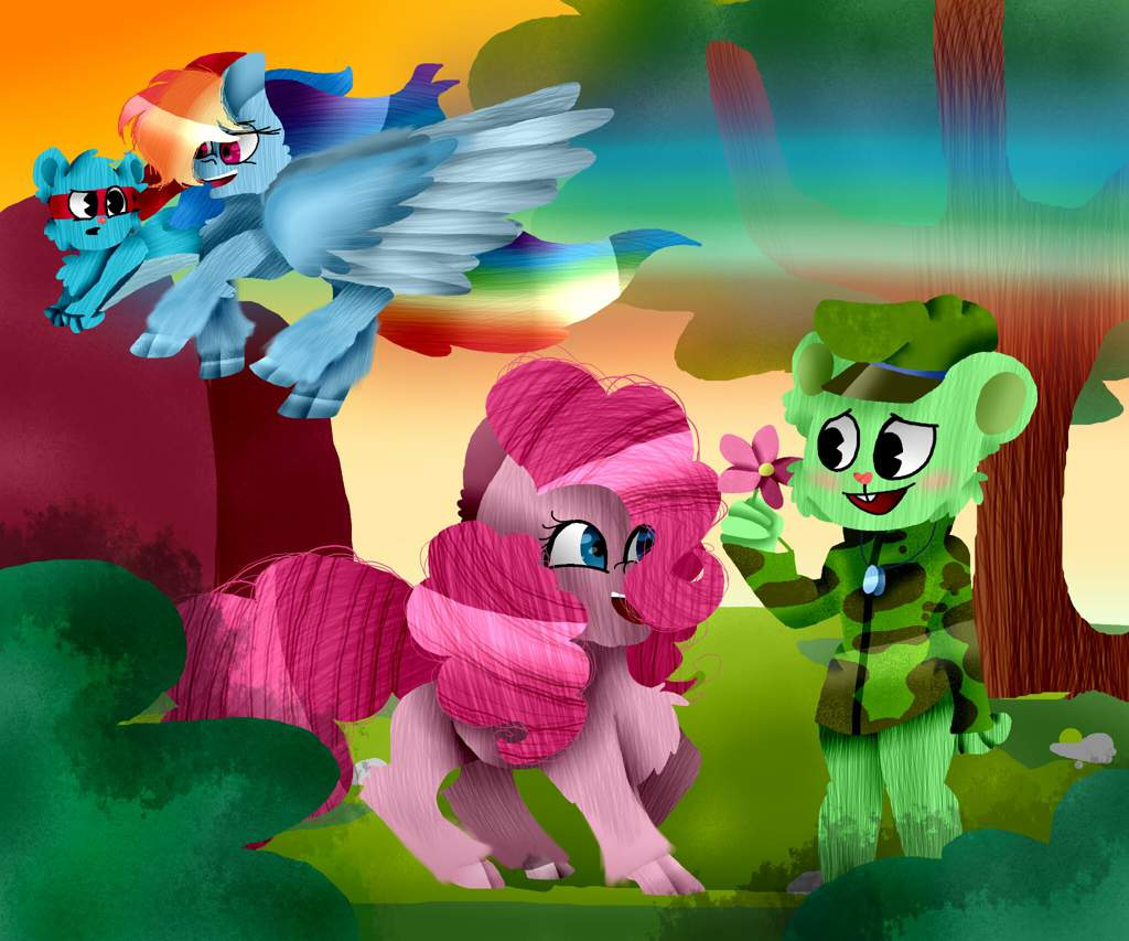 Ponies. - My Little Pony Friendship is Magic Fan Art