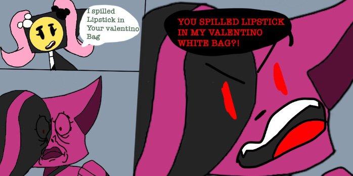 4cdea2e4768 valentino bag comic | Unikitty! Amino