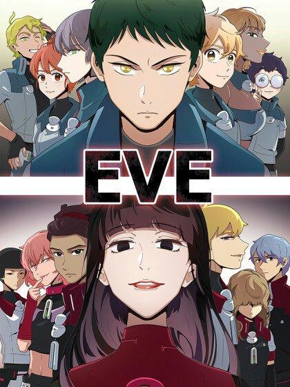 The riddle of EVE[Webtoon] | Anime Amino