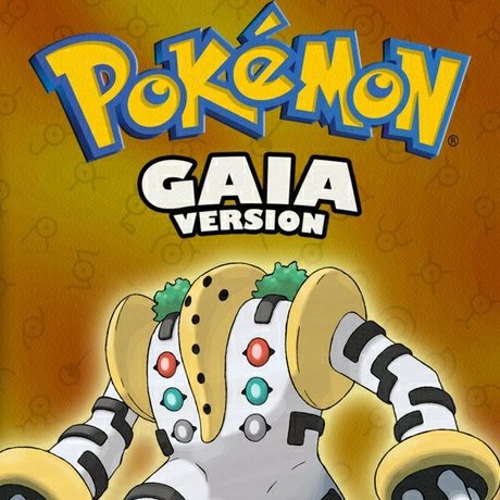 pokemon gaia pokedex list