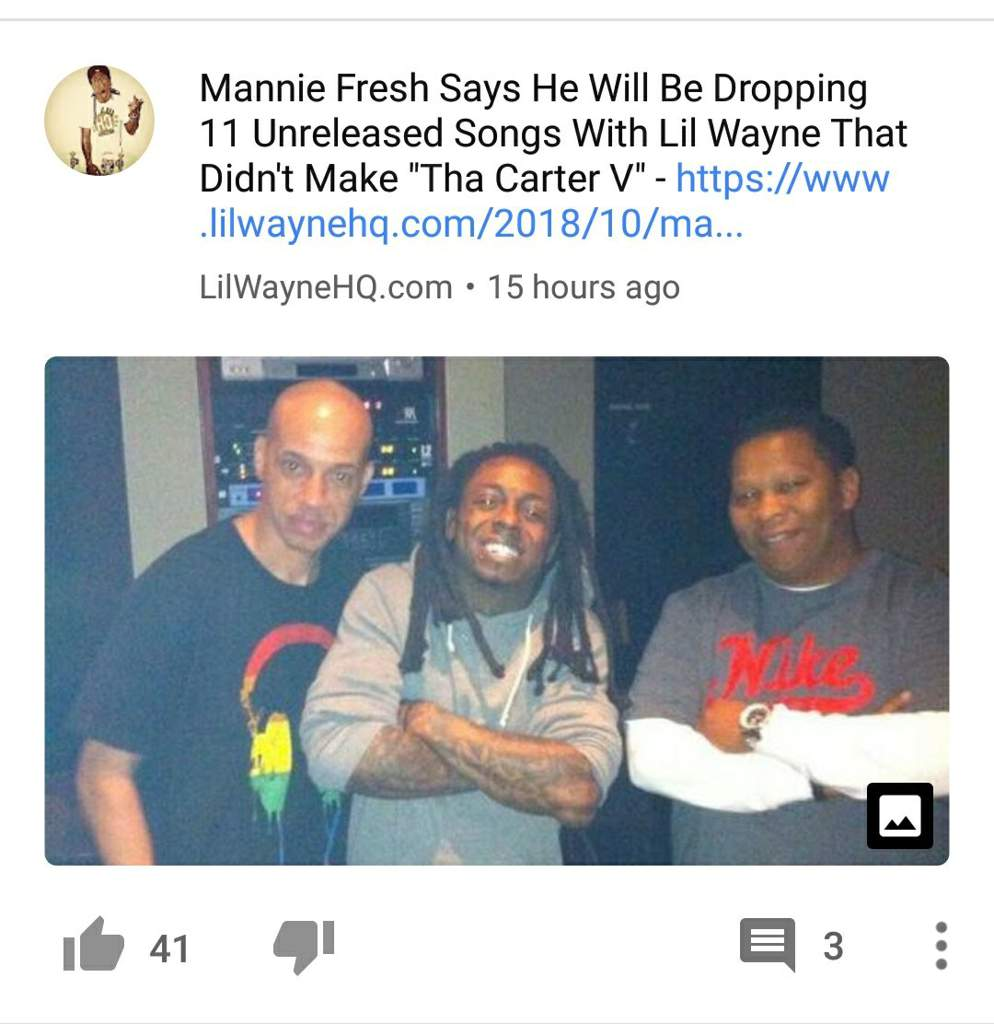 New/old Mannie fresh & Wayne collab | Rap & Hip-Hop Amino