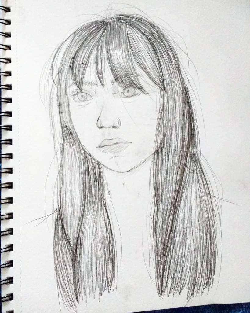 Pencil sketch art amino