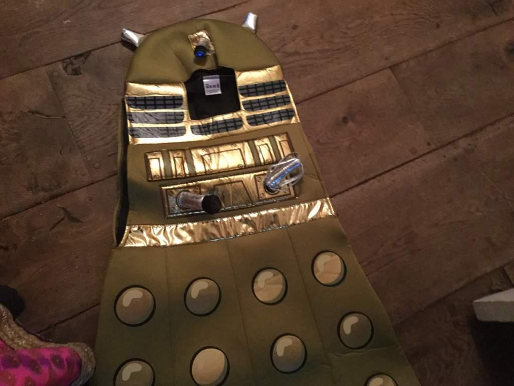 my dalek halloween costume!! | doctor who amino