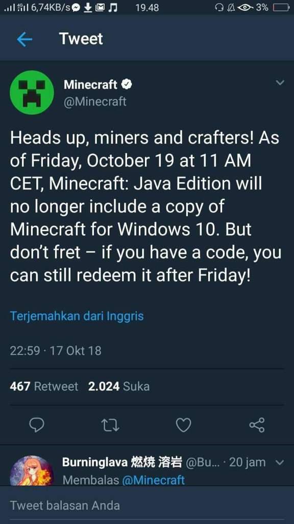 Bad news for Minecraft Java user | Minecraft Amino