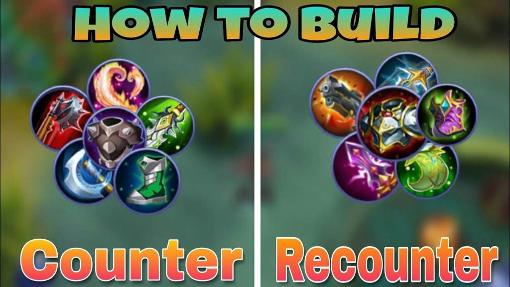 Some basic items guide and combos | ◇Mobile Legends Amino