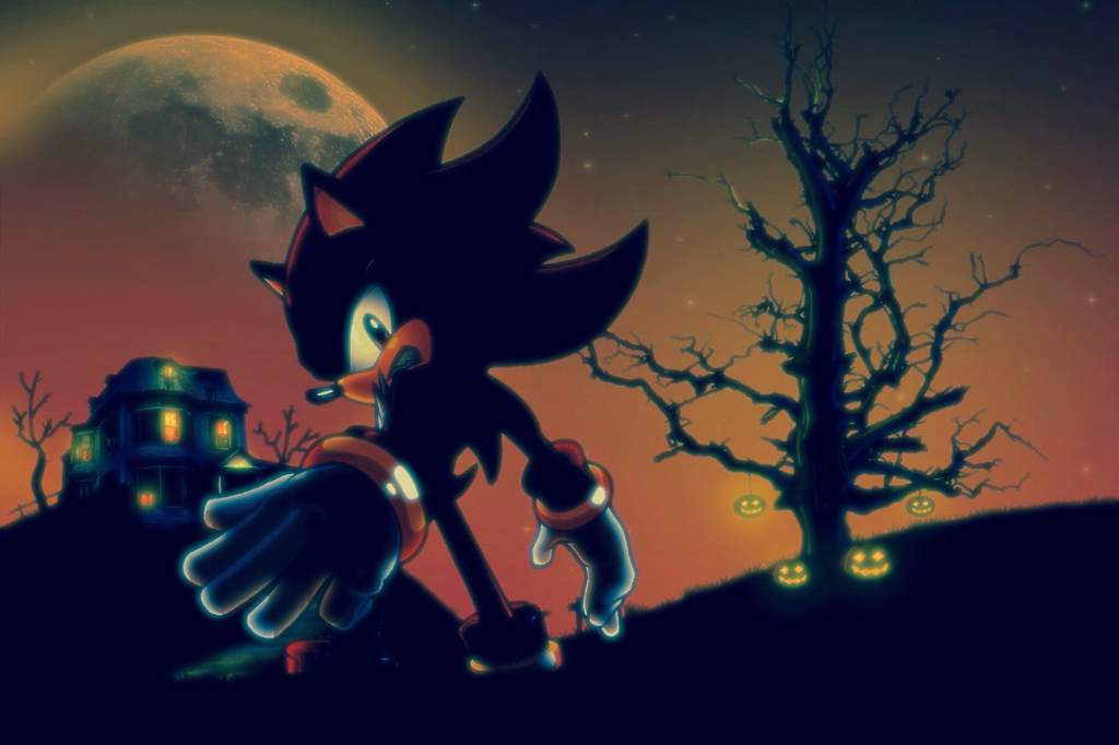 Shadow Halloween Wallpaper Yes I Made It Dont Steal