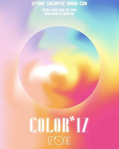 Izone Rumor Album