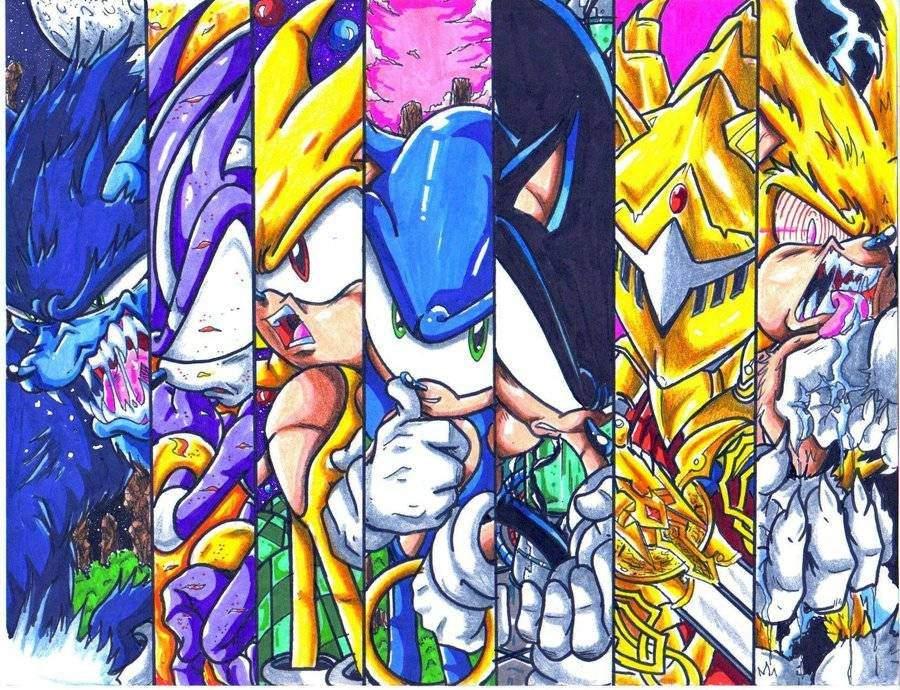 Drawing Ideas Sonic The Hedgehog Amino