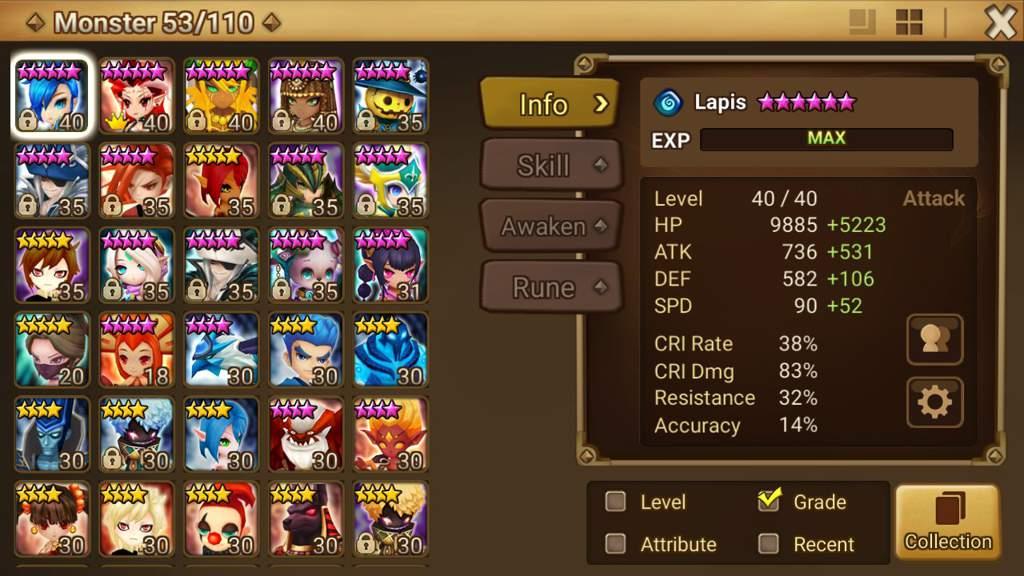summoners war not working