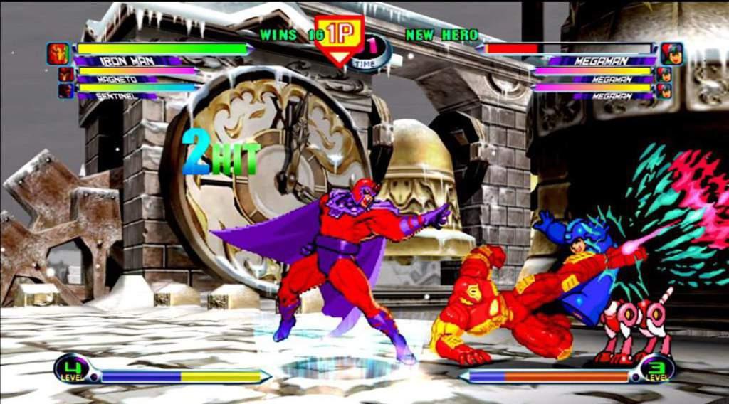 Games I Would LOVE on Nintendo Switch: Marvel VS Capcom 2
