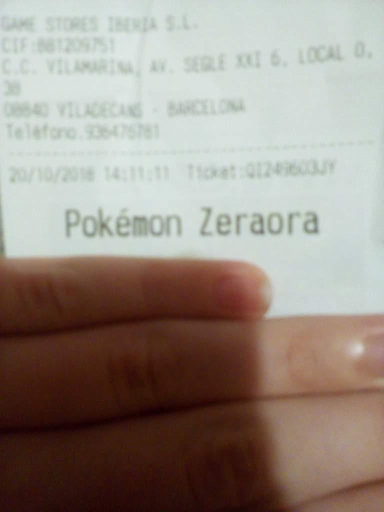 I change Zeraora for Marshadow   Pokémon Amino