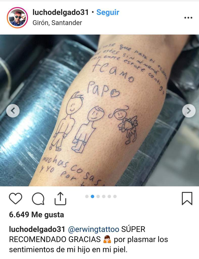 El Emotivo Tatuaje Del Arquero Colombiano Love Tattoos Amino